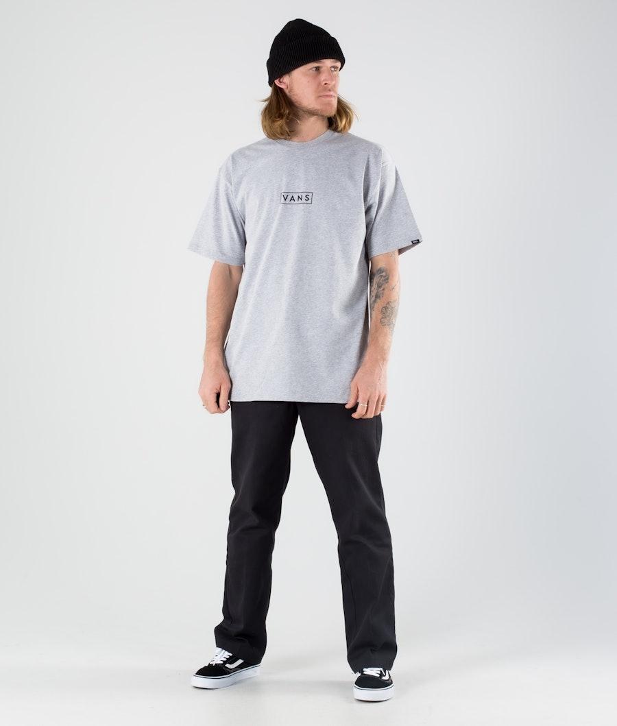 Vans Classic Easy Box T-shirt Athletic Heather/Black