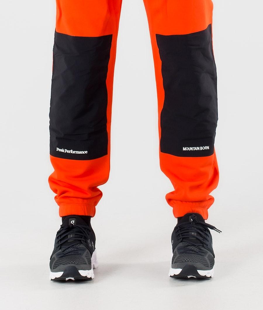 Peak Performance Stowaway Outdoor Trousers Super Nova