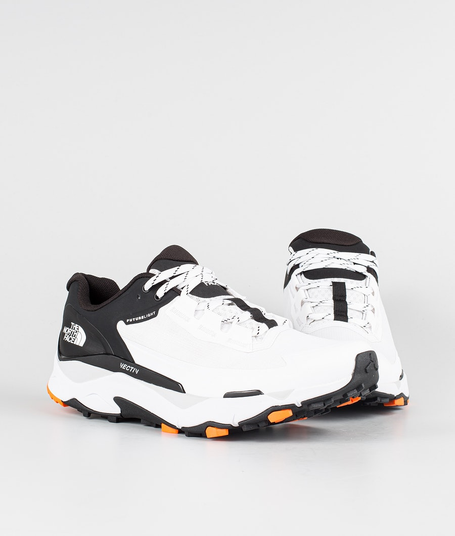 The North Face Vectiv Exploris Futurelight Shoes Tnf White/Tnf Black