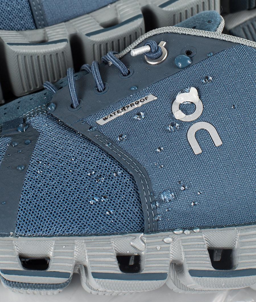 On Shoes Cloud Waterproof Skor Storm/Lunar