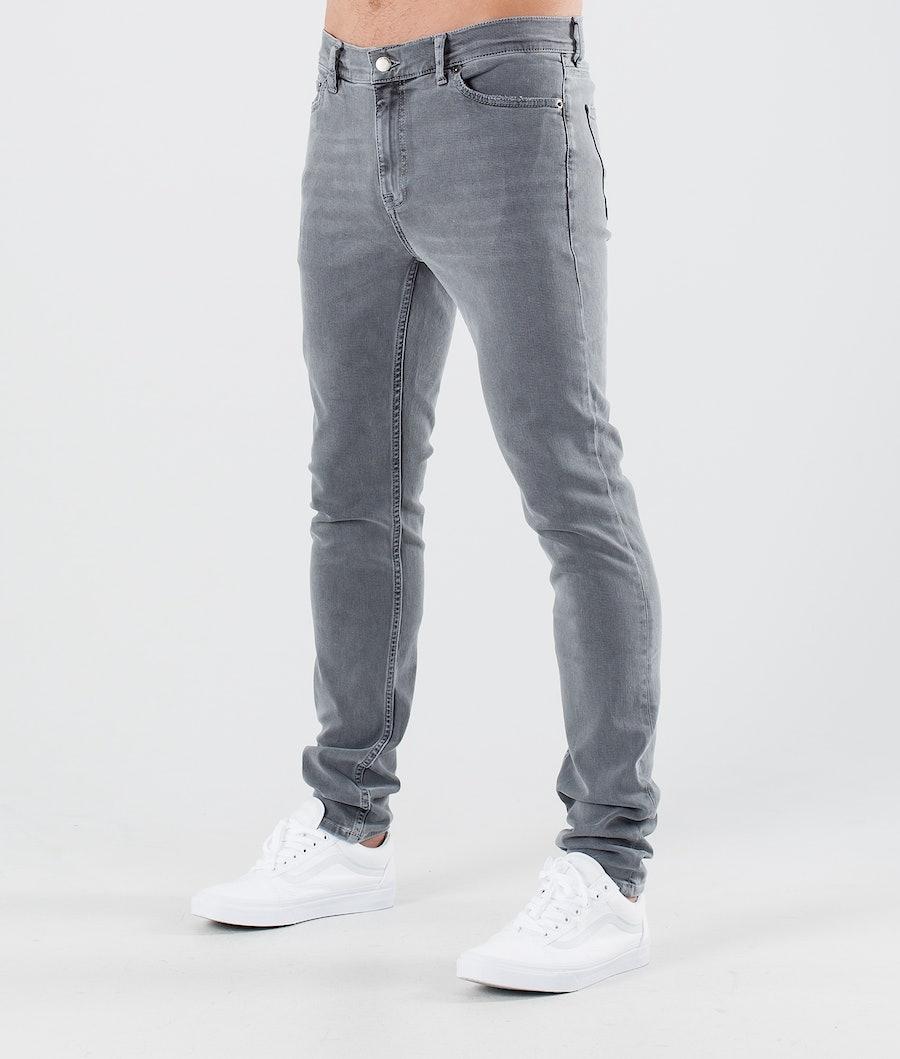 Dr Denim Chase Pants Light Grey
