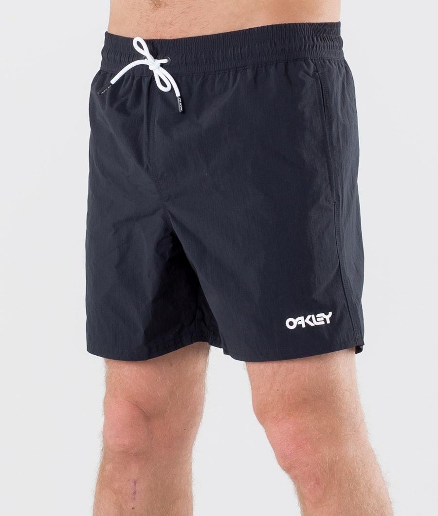 Oakley All Day 16 Beach Shorts Blackout