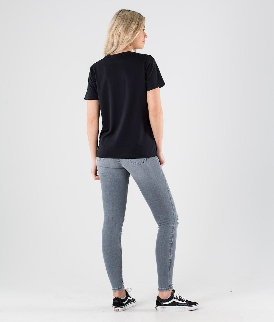 Peak Performance Ground 1 Women's T-shirt Black