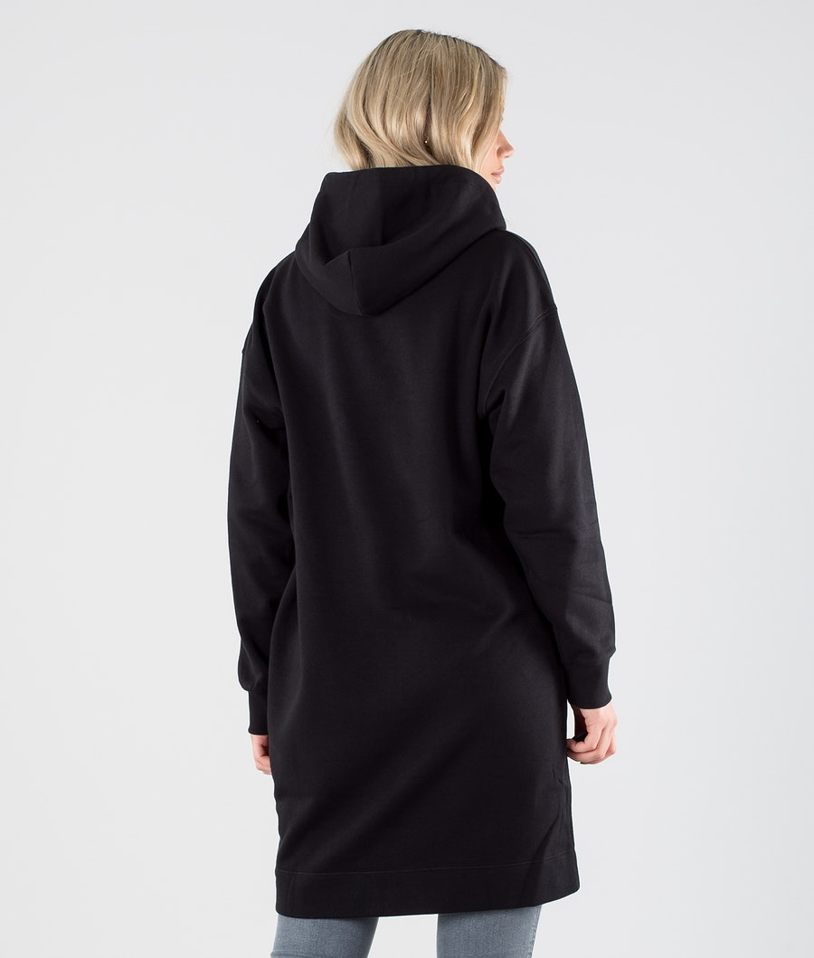 Peak Performance Ground Hood Women's Dress Black