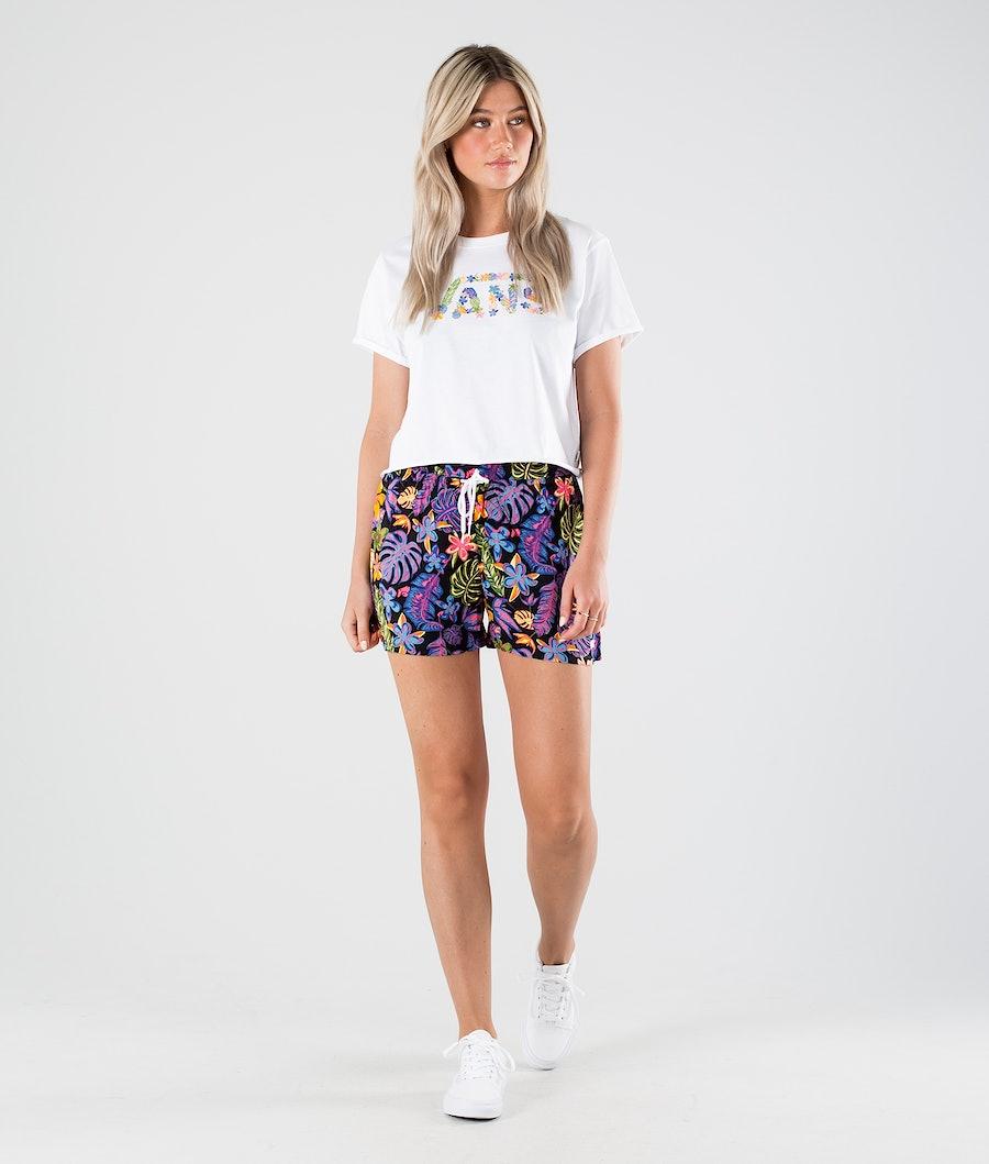 Vans Tropicali Women's Shorts Black