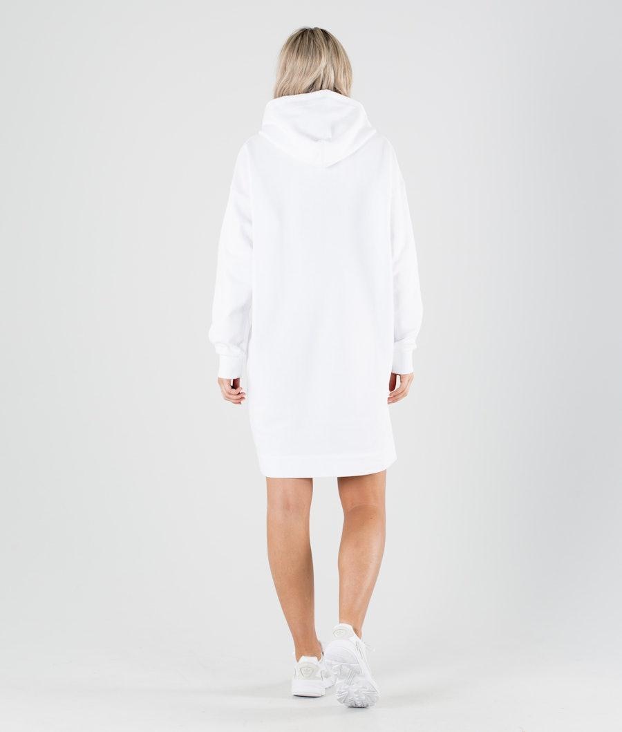 Peak Performance Ground Hood Women's Dress White