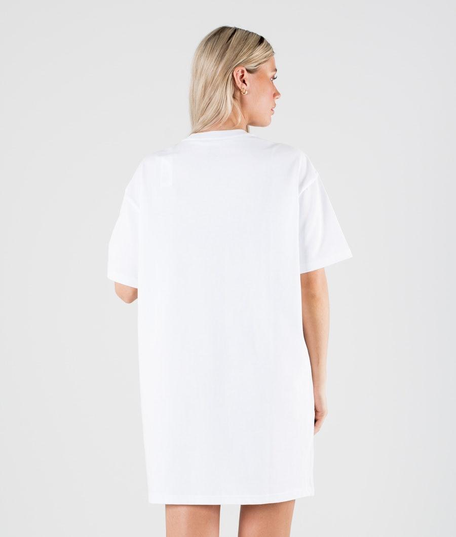 Vans Center Vee Kleid Damen White