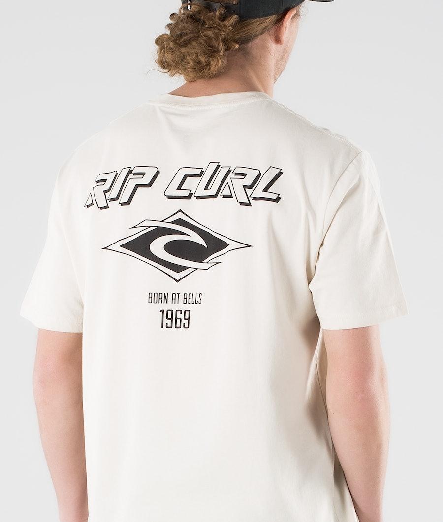 Rip Curl Fadeout Essential T-shirt Bone