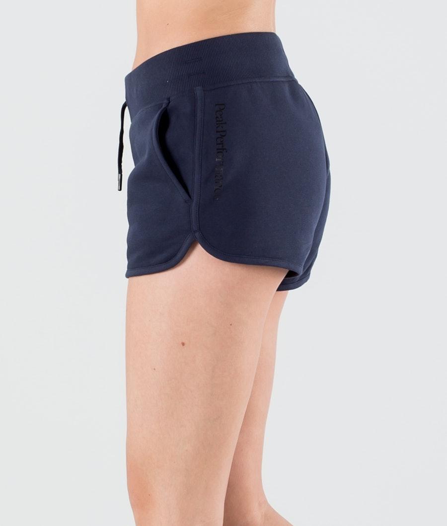 Peak Performance Original Seasonal Women's Shorts Blue Shadow