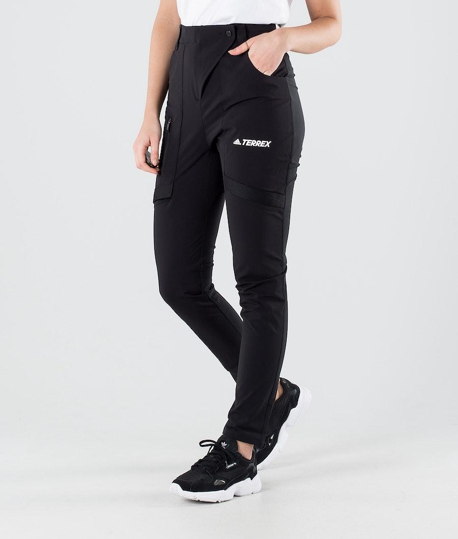 Adidas Terrex Zupahike Outdoorhosen Black