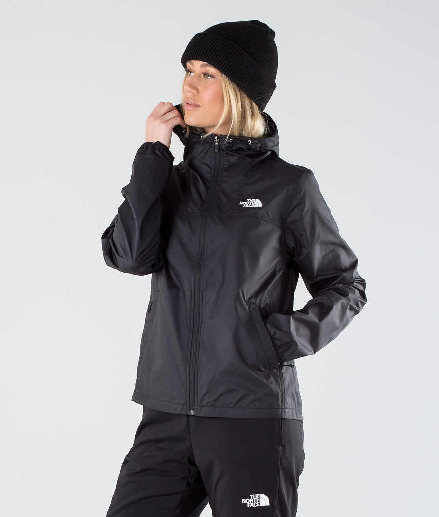 The North Face Cyclone FZ Giacca Outdoor Donna Tnf Black