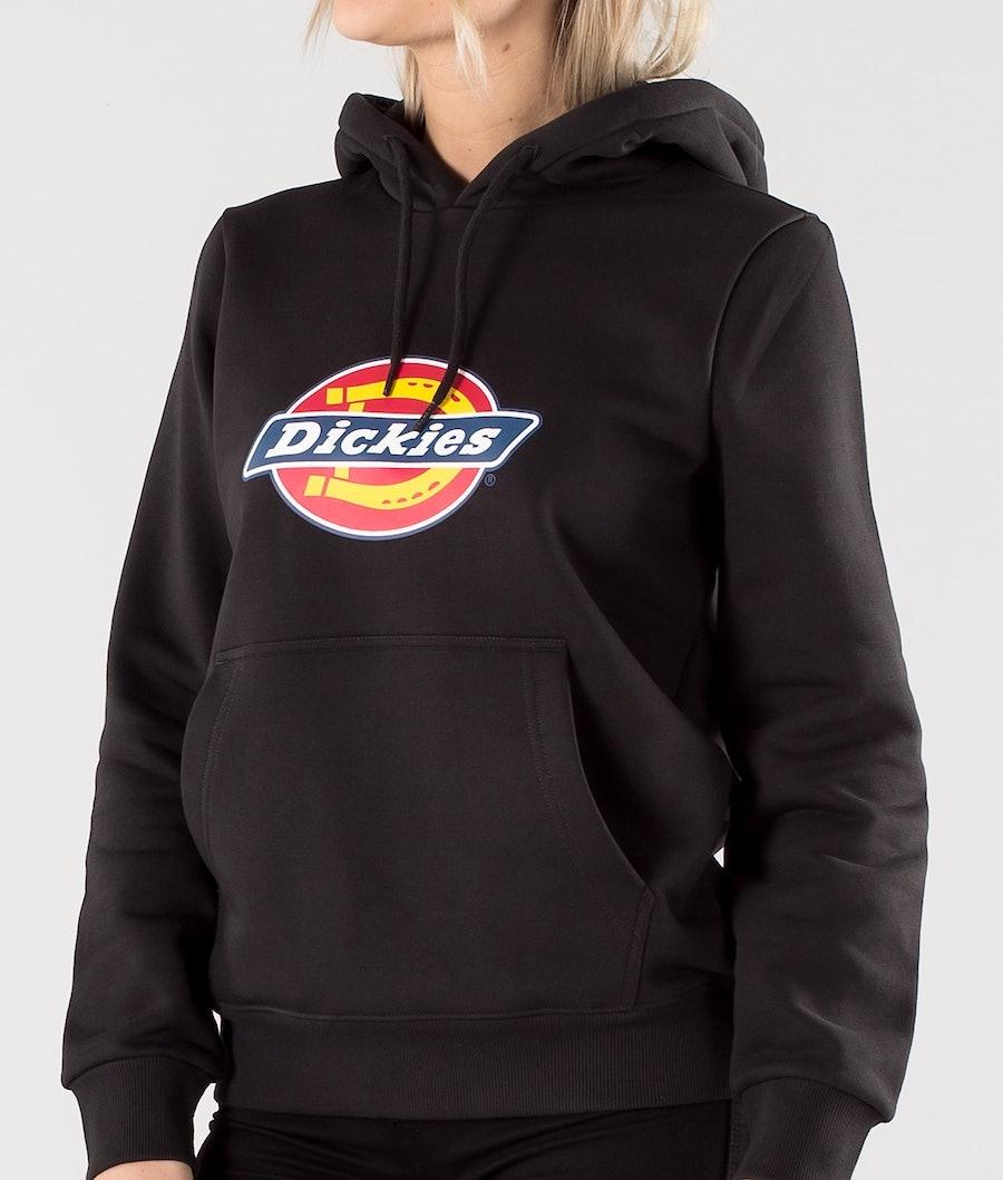 Dickies Icon Logo Women's Hoodie Black