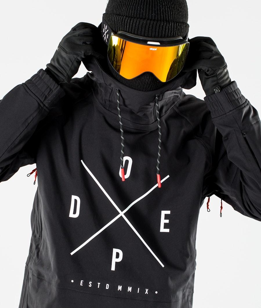 Dope Rambler MTE Snowboard jas Black