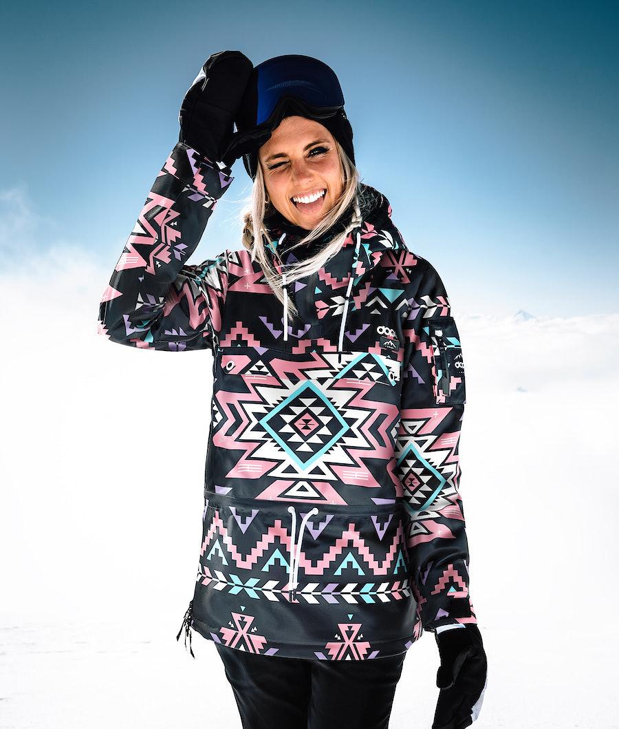 Dope Annok W Snowboardjakke Inka Pink