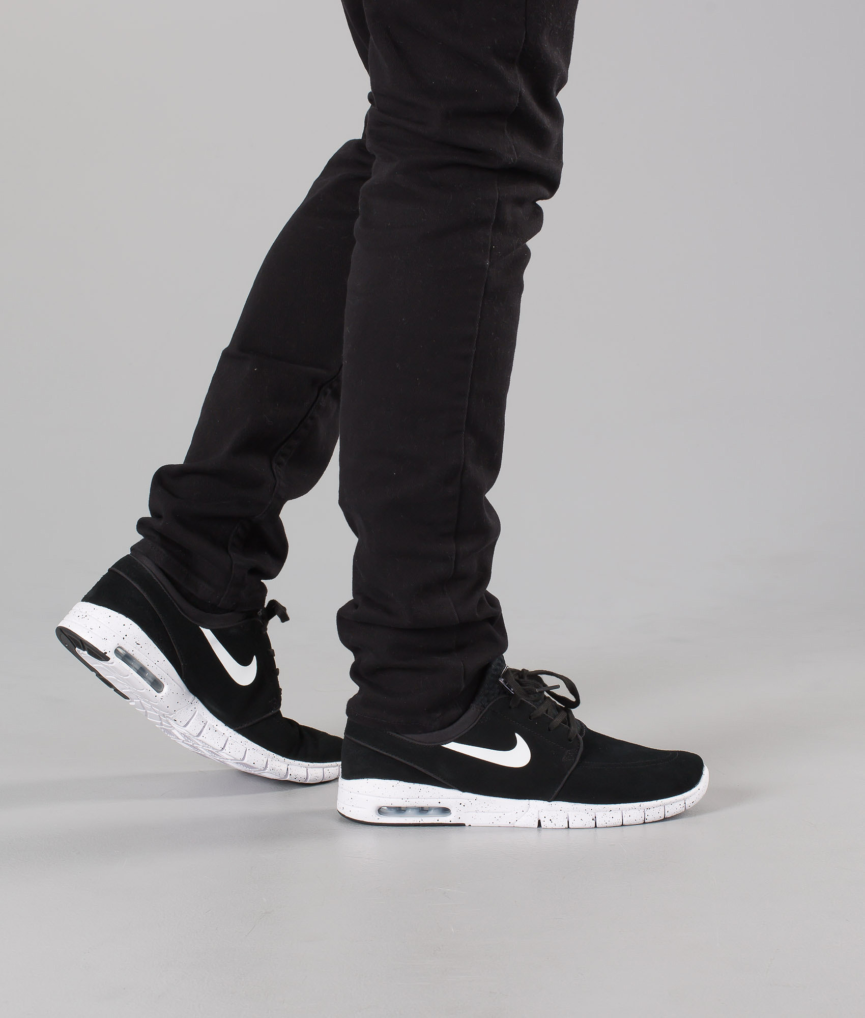 differently 1d0a7 7be4b Nike Stefan Janoski Max Leather Shoes