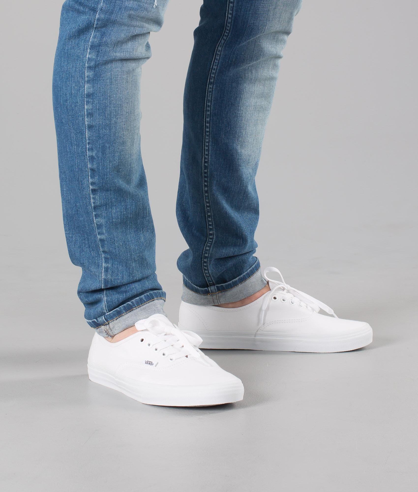 vans schuhe jeans
