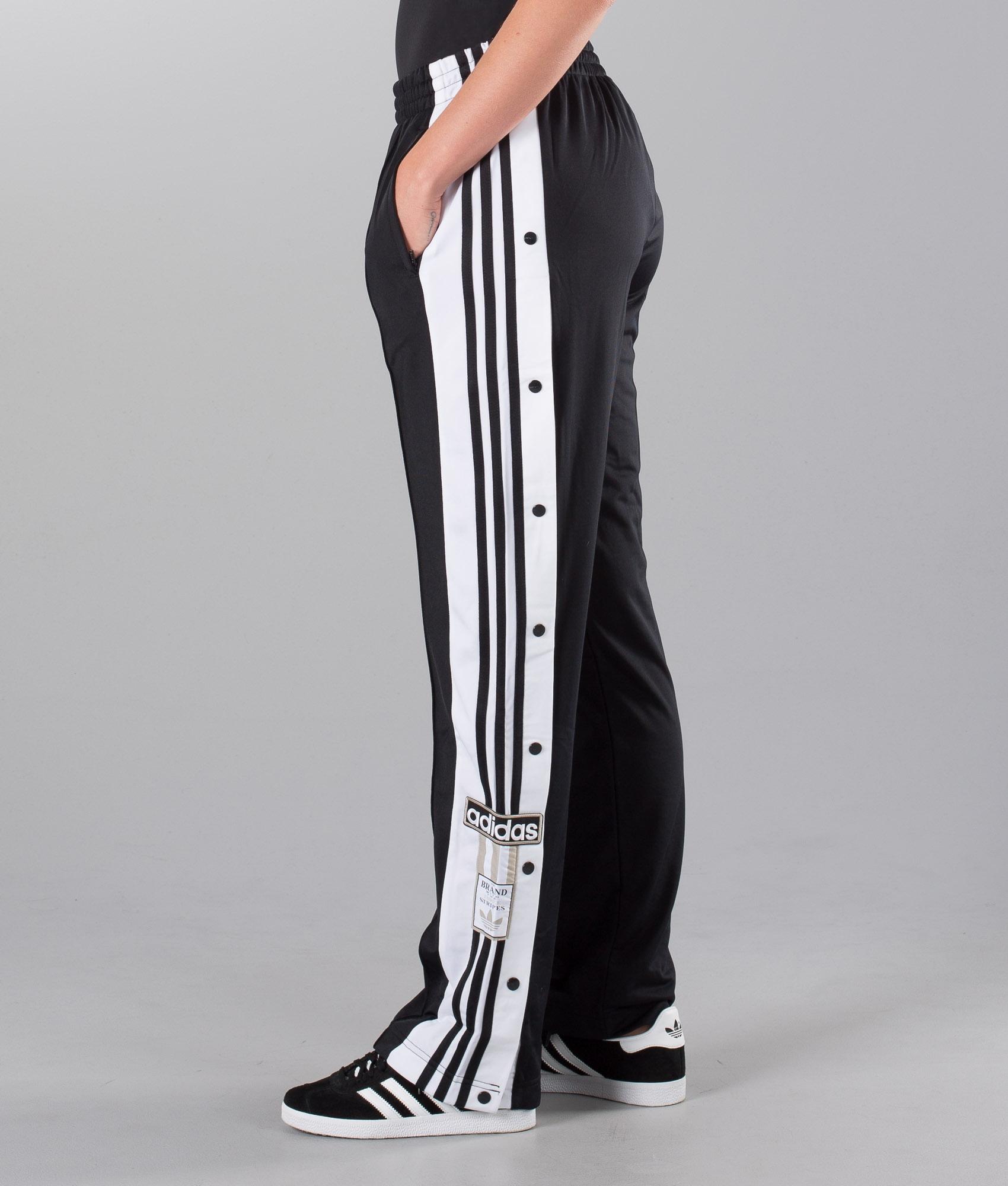 Adidas Originals Adibreak Housut BlackCarbon