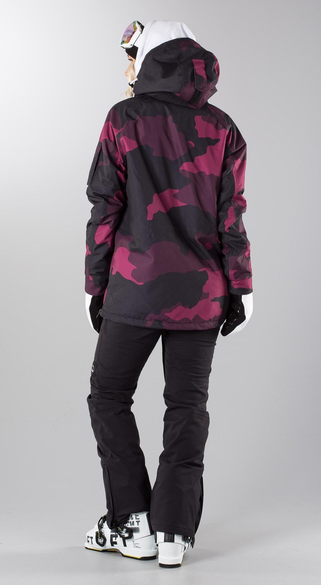 0eac4d348366 Dope Annok Purple Camo Skidkläder - Ridestore