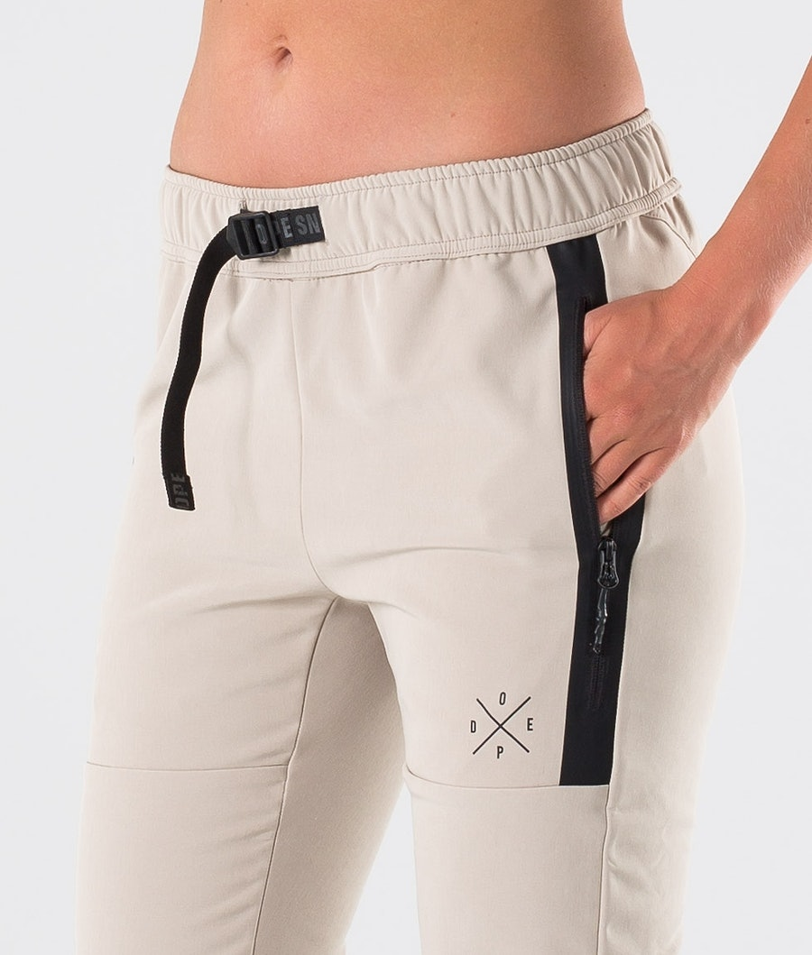 Dope Rambler 19 W Women's Outdoor Trousers Sand