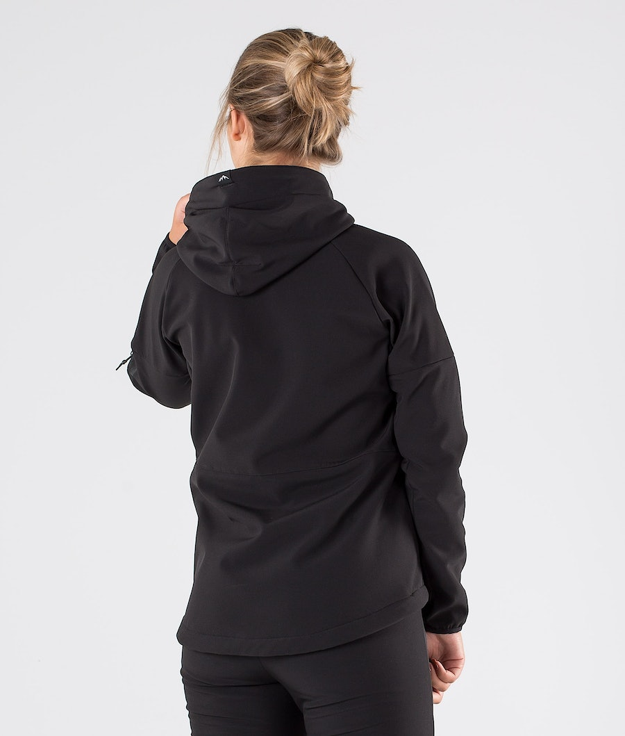 Dope Rambler 19 W Women's Outdoor Jacket Black