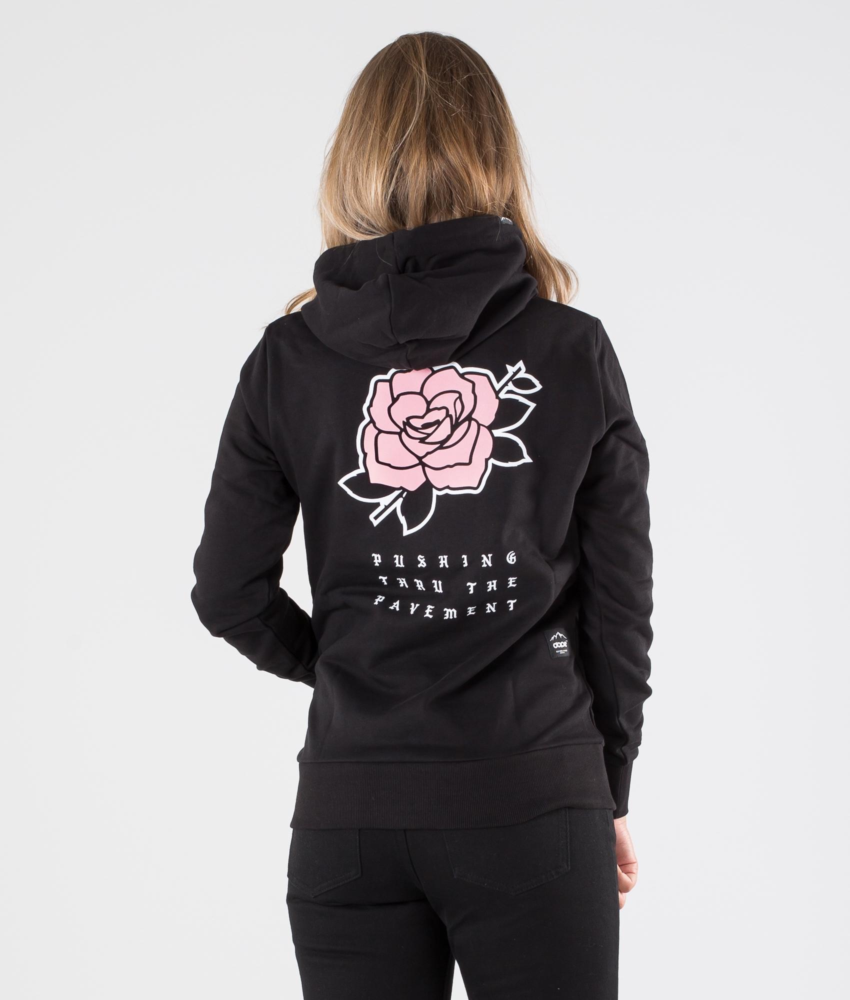 vans hoodie dames