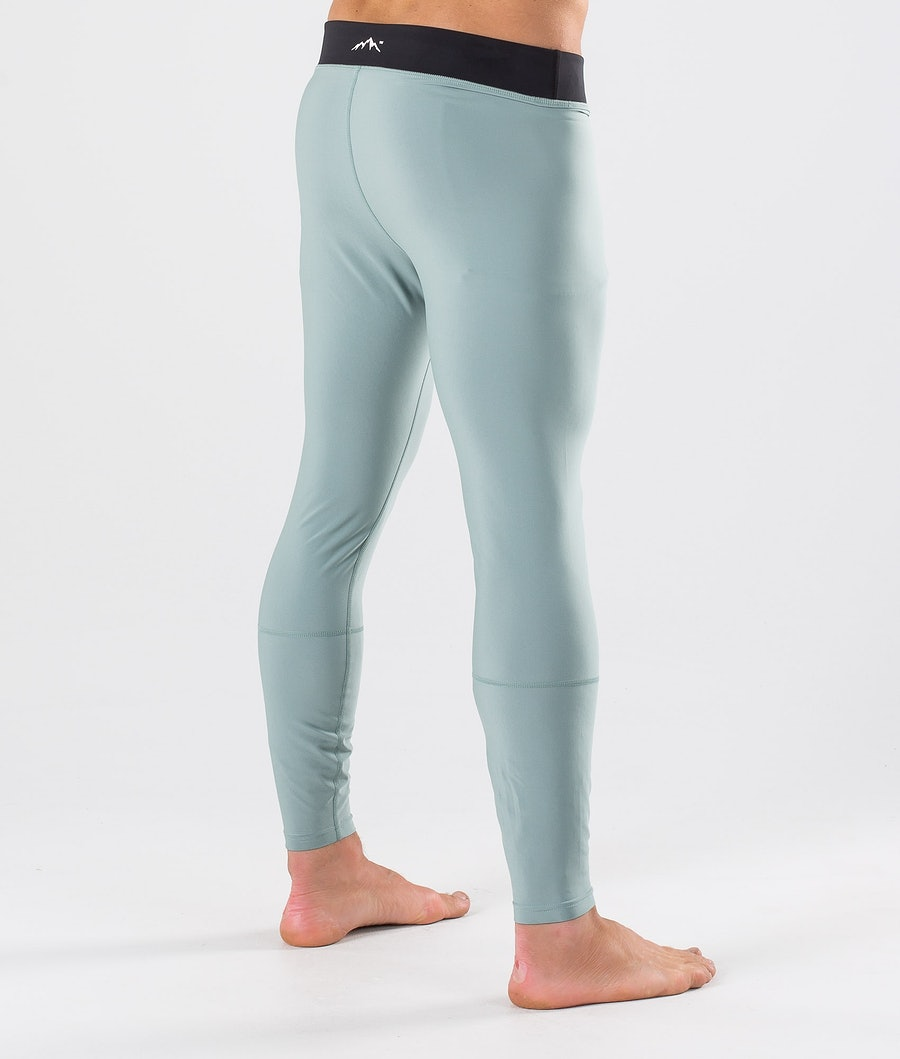 Dope Snuggle 2X-UP Pantalon thermique Faded Green
