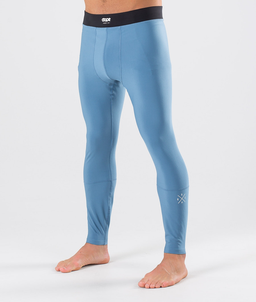 Dope Snuggle 2X-UP Base Layer Pant Blue
