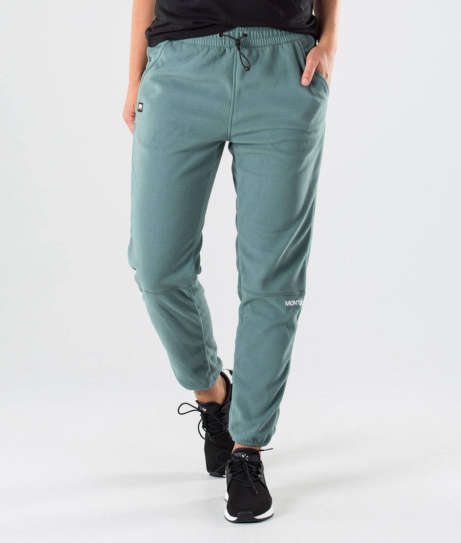 Montec Echo W Fleece Broek Atlantic