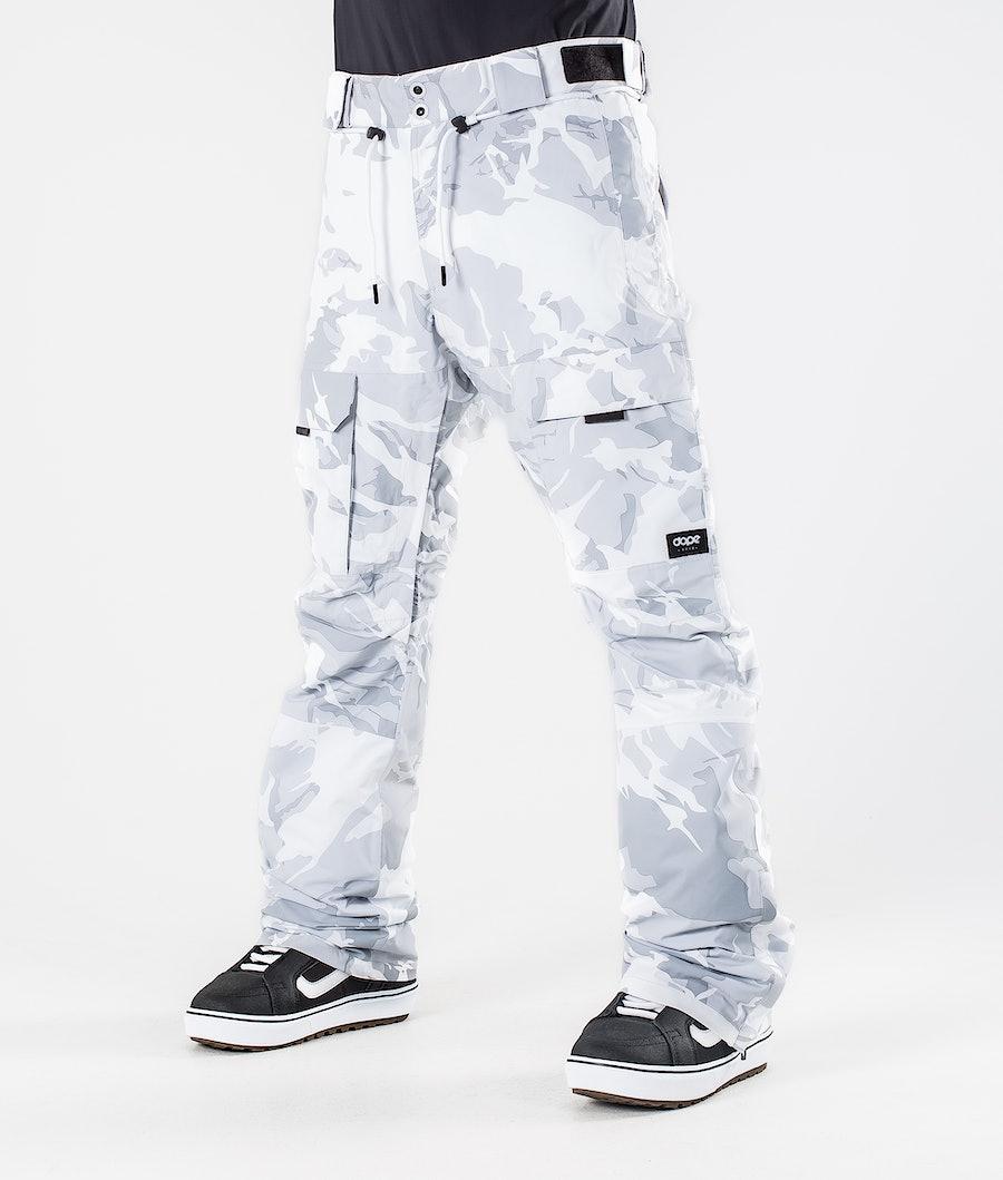 Dope Poise Snowboardbyxa Tucks Camo