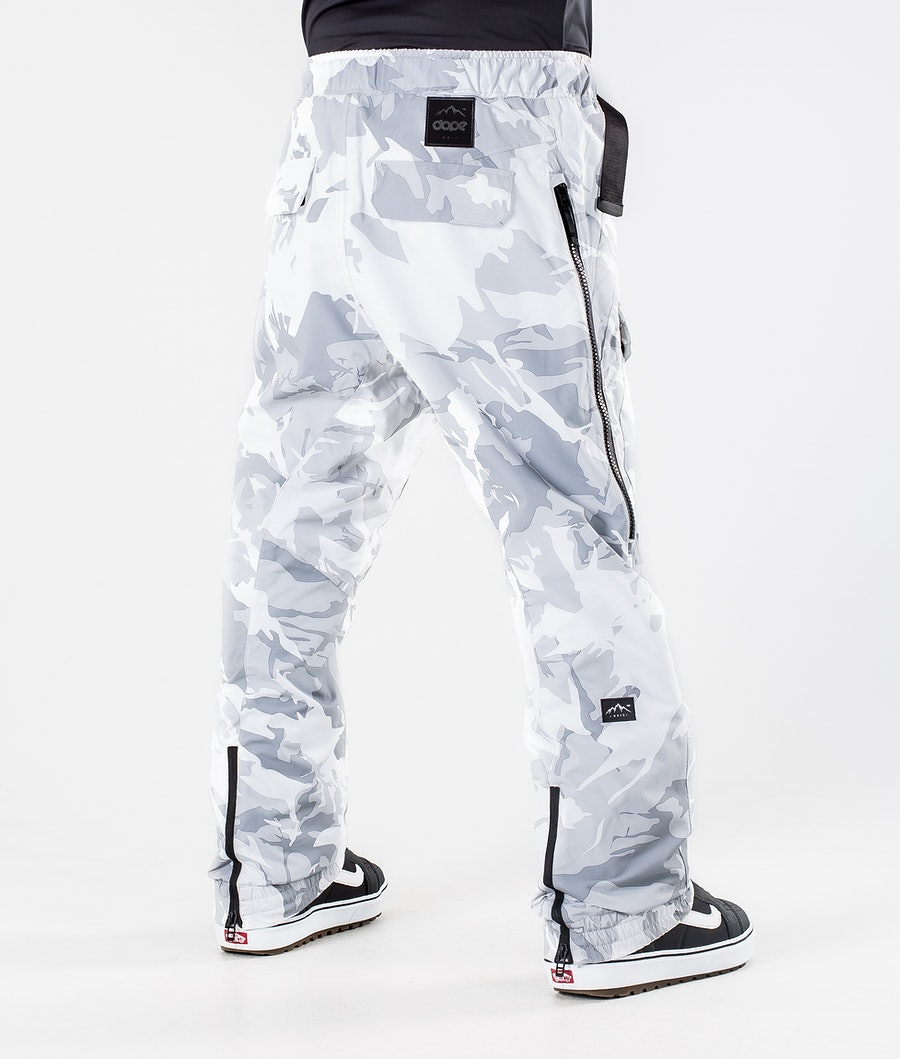 Dope Antek Snowboardbyxa Tucks Camo