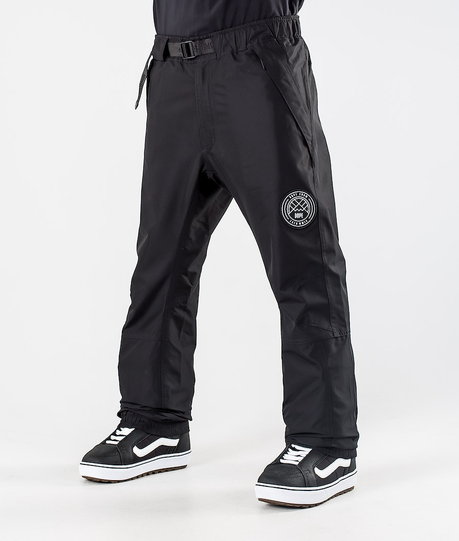 Dope Blizzard Snowboard Pants Black