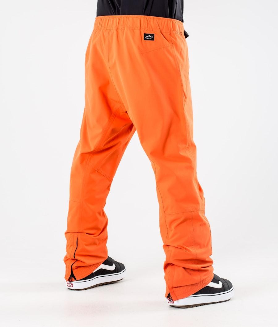 Dope Blizzard Snowboardbyxa Orange