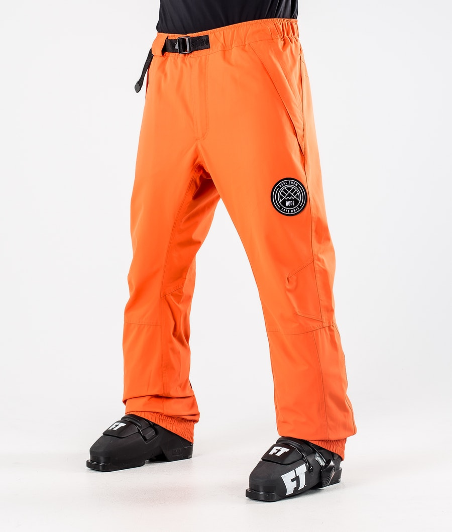 Dope Blizzard Skibroek Orange