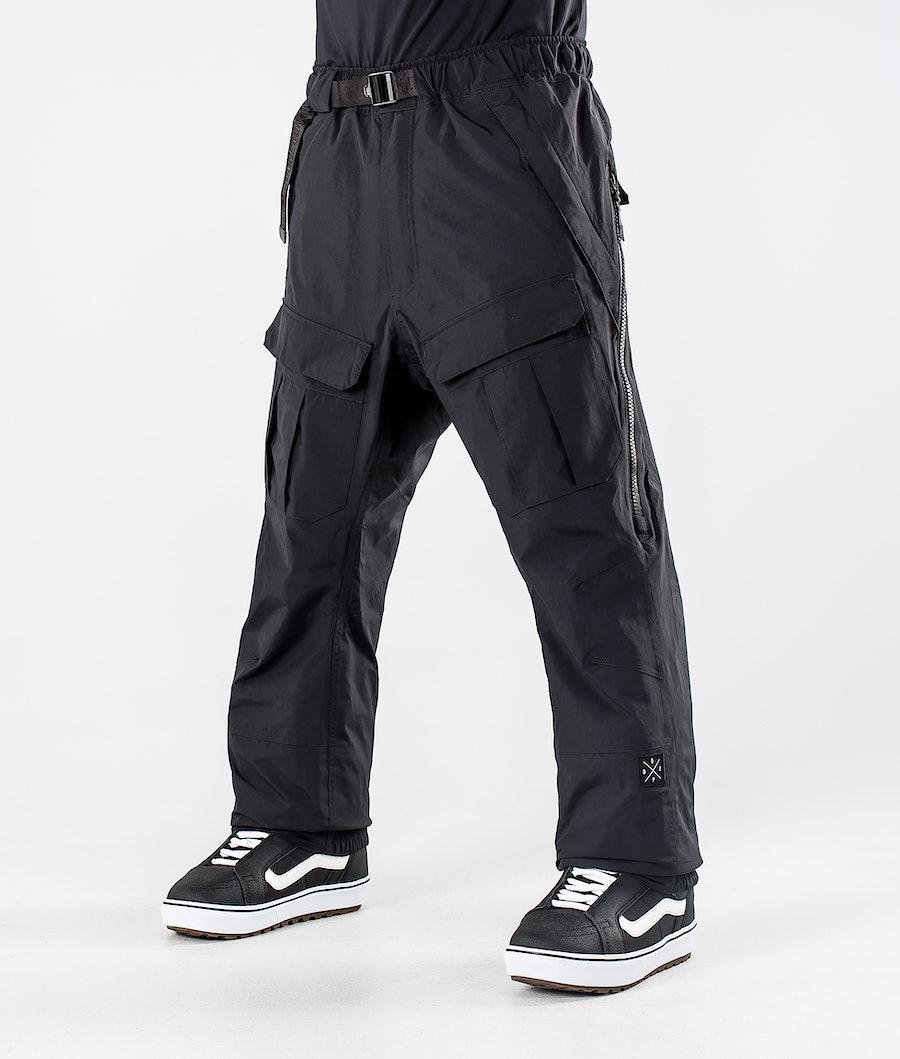 Dope Antek Snowboardbyxa Black