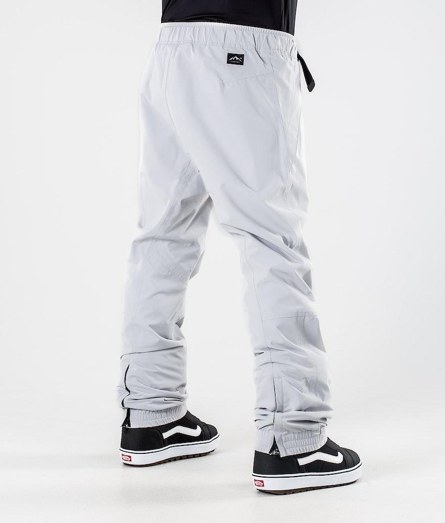Dope Blizzard Pantalon de Snowboard Light Grey