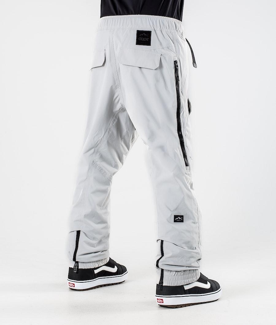 Dope Antek Snowboardbyxa Light Grey