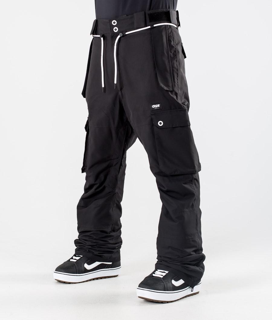 Dope Iconic Snowboardbyxa Black
