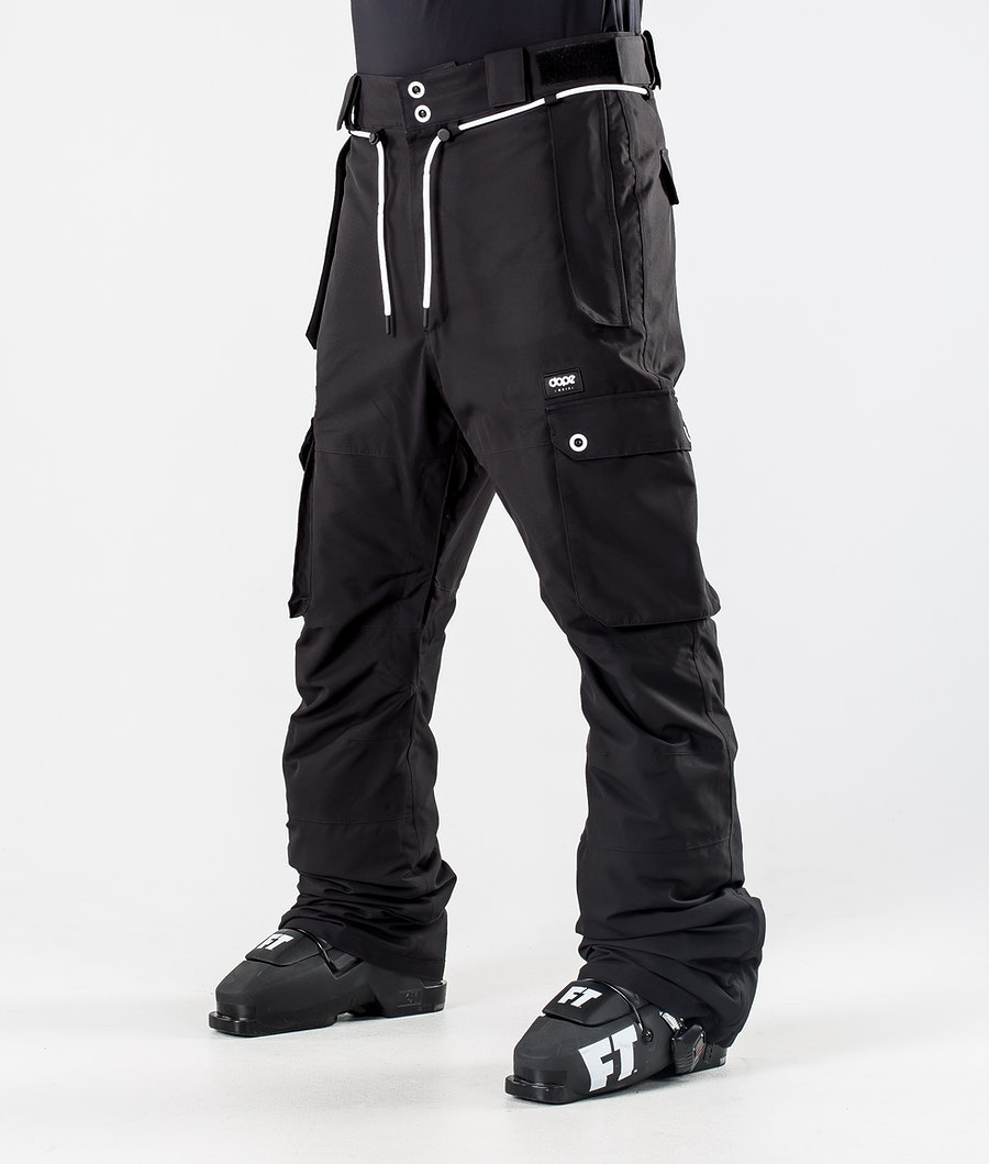 Dope Iconic Skihose Black