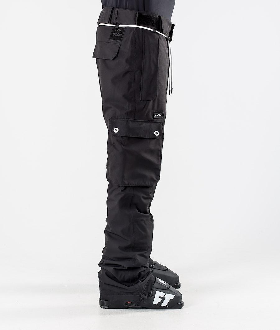 Dope Iconic Skibukse Black