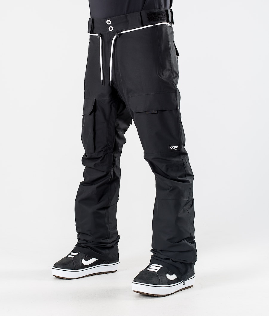 Dope Poise Snowboard Pants Black