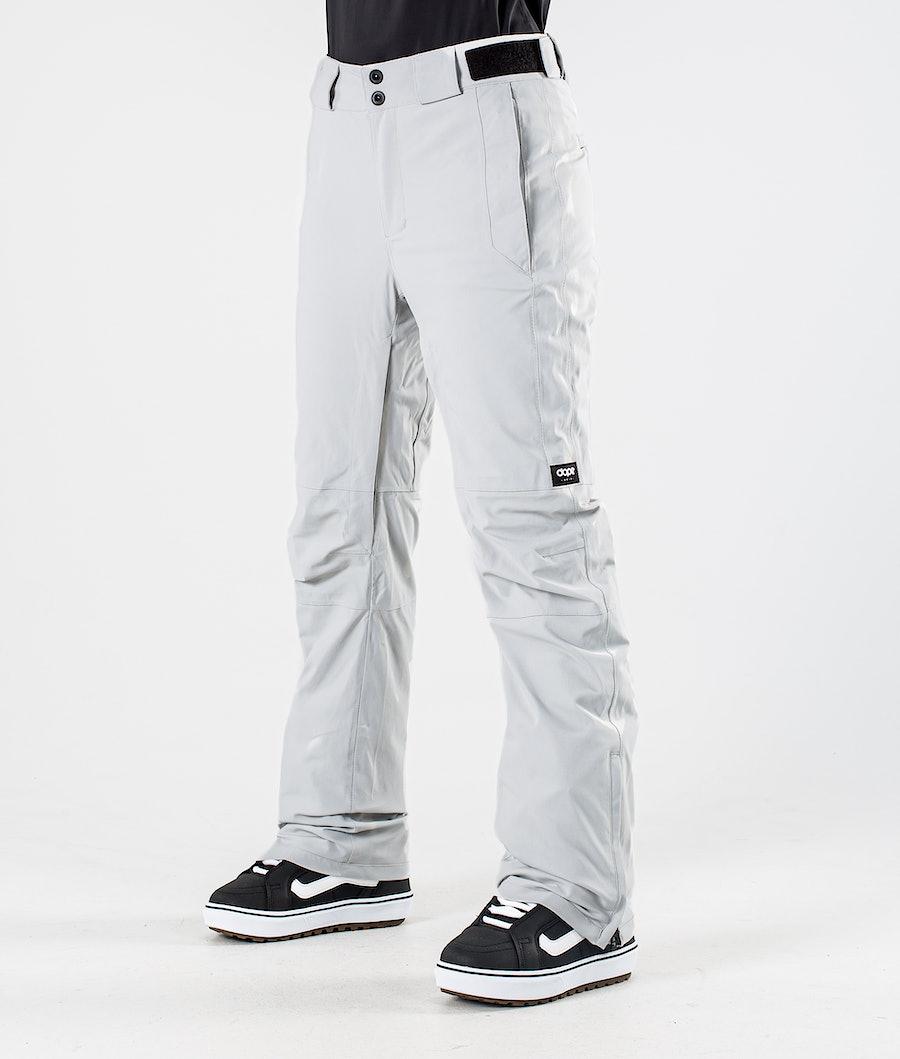 Dope Con Snowboard Pants Light grey