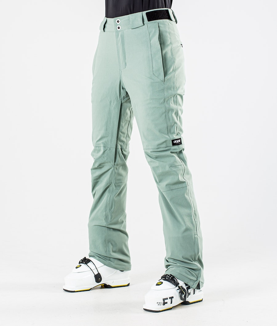Dope Con Skibroek Faded Green
