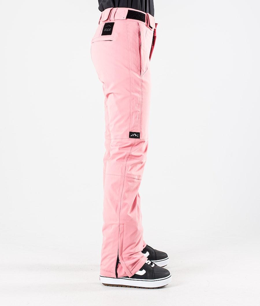 Dope Con Pantaloni da Snowboard Donna Pink