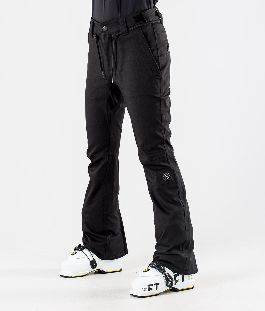 Dope Tigress Pantaloni da Sci Black
