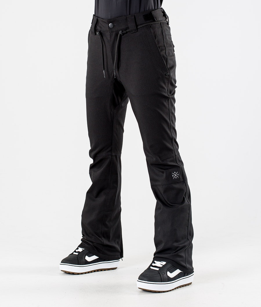 Dope Tigress Pantalon de Snowboard Black