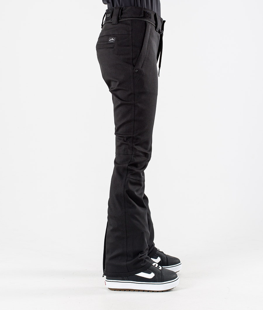 Dope Tigress Snowboardhose Damen Black