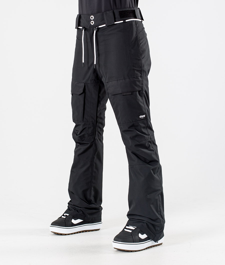 Dope Grace Snowboard Pants Black