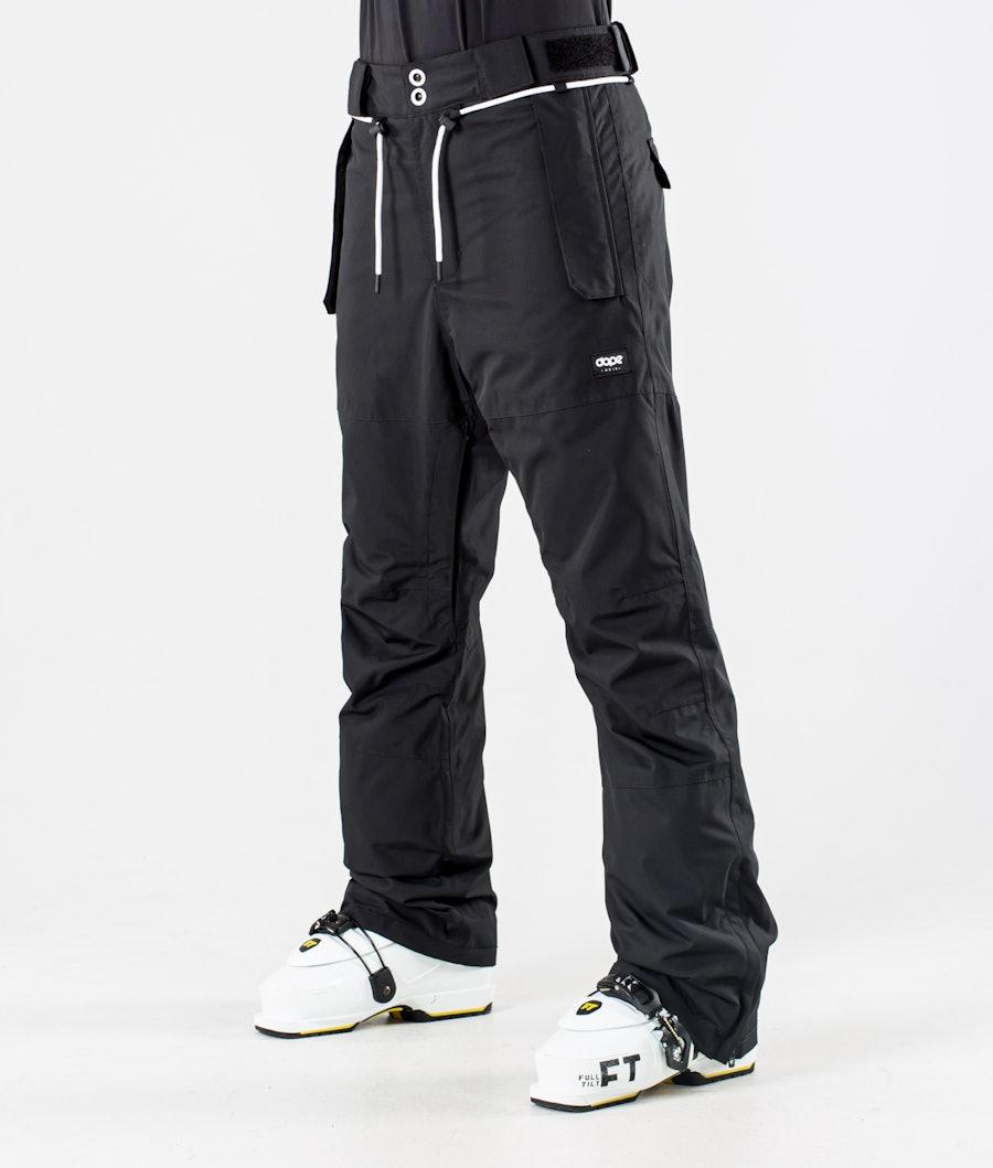 Dope Classic W Ski Pants Black