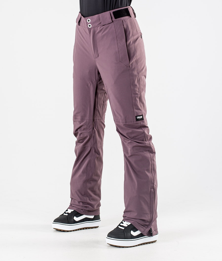 Dope Con Snowboard Pants Faded Grape
