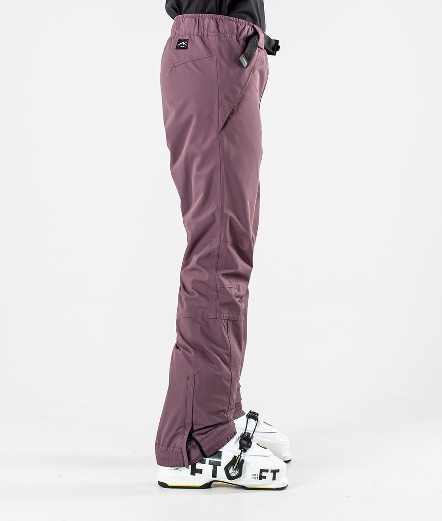 Dope Blizzard W Pantaloni da Sci Donna Faded Grape